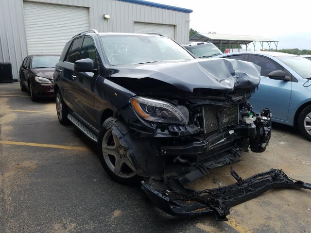 2015 Mercedes-benz Ml 400 4ma 3.0. Lot 49272020 Vin 4JGDA5GB7FA465232