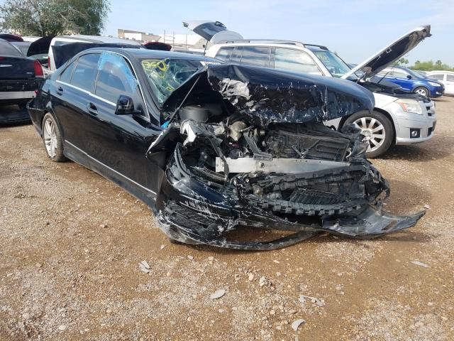 2014 Mercedes-benz C 250 1.8. Lot 48947730 Vin WDDGF4HB4ER302295