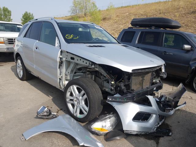 2015 Mercedes-benz Ml 350 4ma 3.5. Lot 48996210 Vin 4JGDA5HB8FA511293