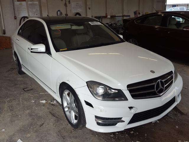 2014 Mercedes-benz C 250 1.8. Lot 48927070 Vin WDDGF4HB9ER315592