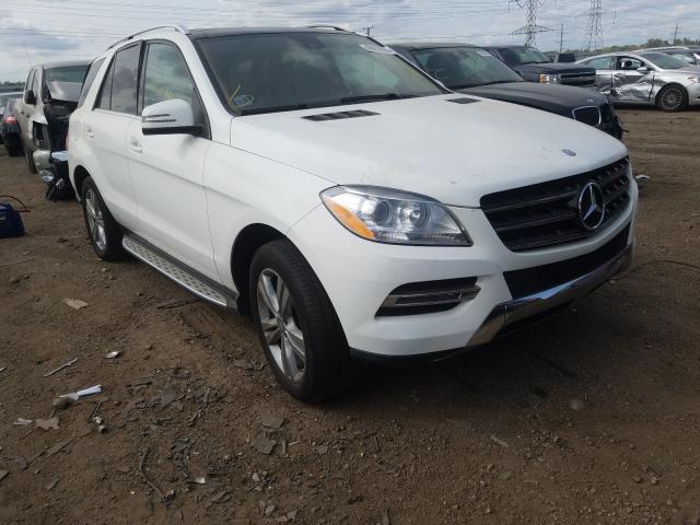 2015 Mercedes-benz Ml 350 4ma 3.5. Lot 49652810 Vin 4JGDA5HB6FA589474