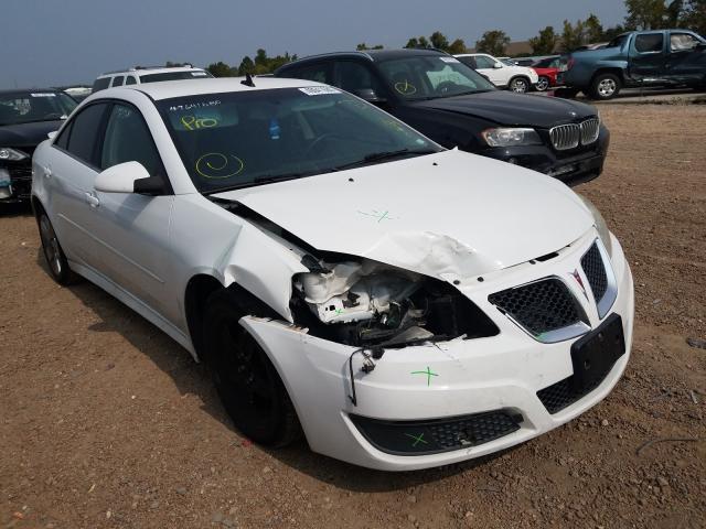 2010 Pontiac G6 2.4. Lot 49641680 Vin 1G2ZA5E03A4130363