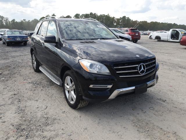 2014 Mercedes-benz Ml 350 blu 3.0. Lot 49138690 Vin 4JGDA2EB9EA305806