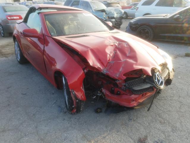 2010 Mercedes-benz Slk 300 3.0. Lot 49753810 Vin WDBWK5EA4AF229667
