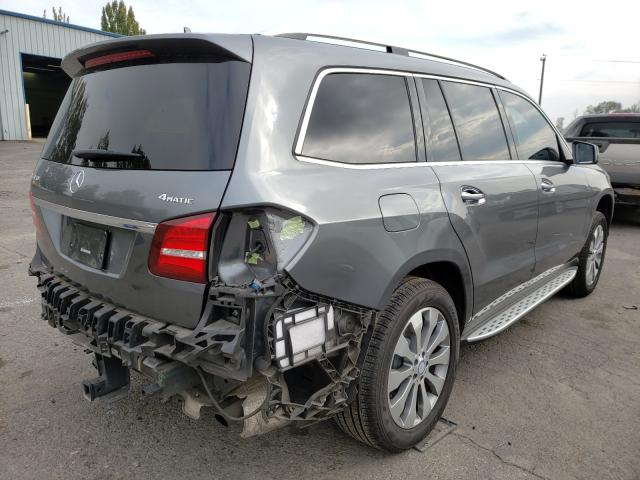 2017 Mercedes-benz Gls 450 4m 3.0. Lot 48402700 Vin 4JGDF6EE5HA891976