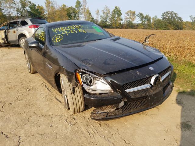 2013 Mercedes-benz Slk 250 1.8. Lot 49802180 Vin WDDPK4HA2DF056317