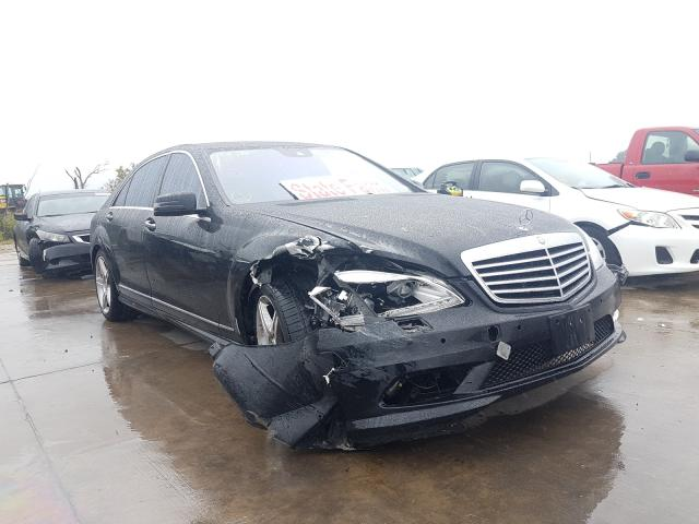 2010 Mercedes-benz S 550 5.5. Lot 49919290 Vin WDDNG7BB9AA335817