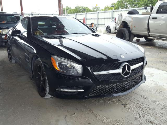 2013 Mercedes-benz Sl 550 4.6. Lot 50409080 Vin WDDJK7DA4DF002255