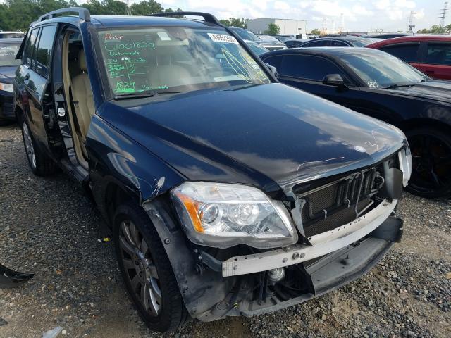 2012 Mercedes-benz Glk 350 3.5. Lot 49651200 Vin WDCGG5GB0CF785548