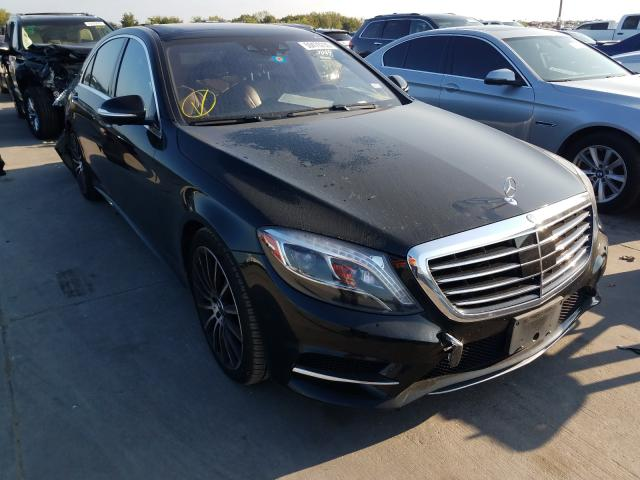 2014 Mercedes-benz S 550 4.6. Lot 50470230 Vin WDDUG8CB6EA064348