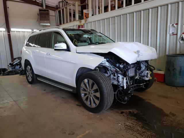 2019 Mercedes-benz Gls 450 4m 3.0. Lot 50574000 Vin 4JGDF6EE1KB236358