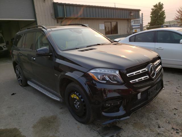 2019 Mercedes-benz Gls 550 4m 4.7. Lot 49549310 Vin 4JGDF7DE0KB233507