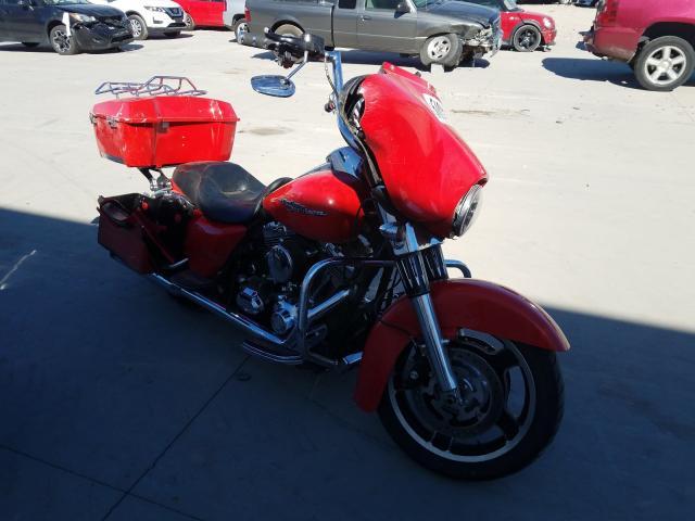 2010 Harley-davidson Flhx . Lot 51011310 Vin 1HD1KB417AB607367