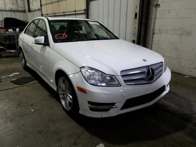 2013 Mercedes-benz C 250 1.8. Lot 51199620 Vin WDDGF4HB3DR267876