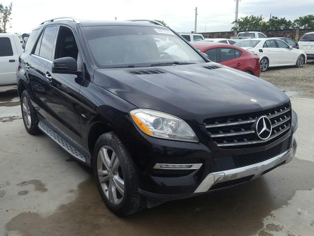 2012 Mercedes-benz Ml 350 blu 3.0. Lot 50615570 Vin 4JGDA2EB3CA091005