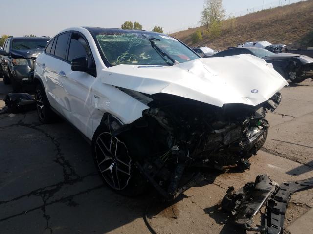2017 Mercedes-benz Gle coupe 3.0. Lot 51361670 Vin 4JGED6EB8HA056891