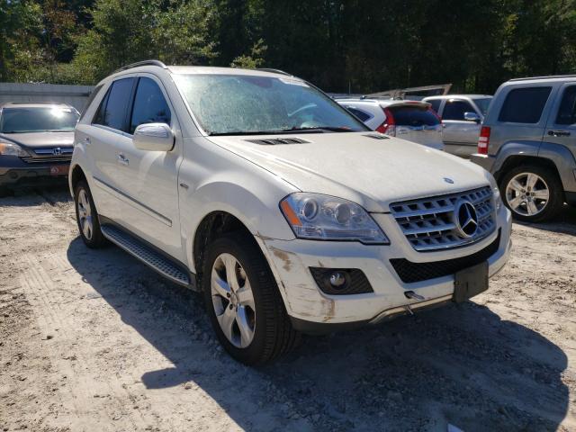 2010 Mercedes-benz Ml 350 blu 3.0. Lot 49634430 Vin 4JGBB2FB8AA585697