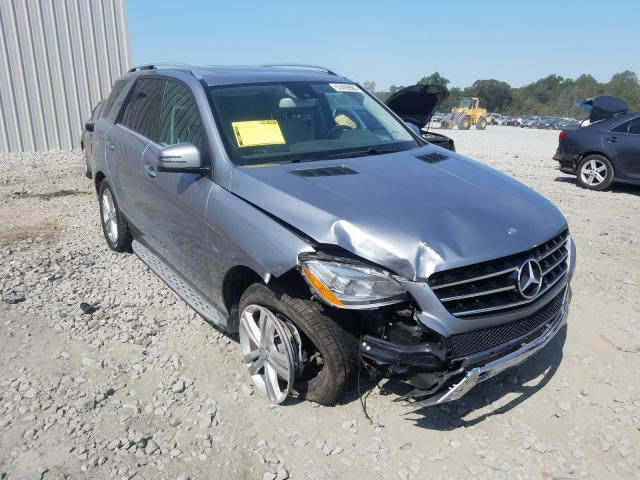 2012 Mercedes-benz Ml 350 4ma 3.5. Lot 51459990 Vin 4JGDA5HB5CA092671