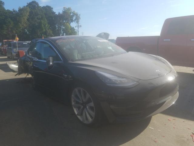 2019 Tesla Model 3 . Lot 50628630 Vin 5YJ3E1EA8KF327109