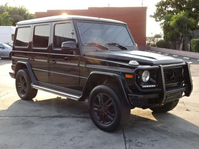 2014 Mercedes-benz G 550 5.5. Lot 52031240 Vin WDCYC3HF1EX227243