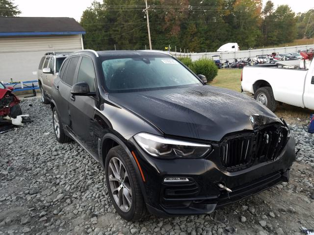 2020 BMW X5 SDRIVE 5UXCR4C0XLLE30497