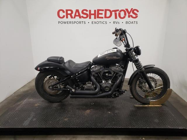2018 Harley-davidson Fxbb stree . Lot 48973220 Vin 1HD1YJJ13JC015715
