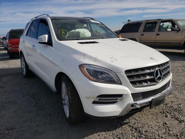 2014 Mercedes-benz Ml 350 4ma 3.5. Lot 51883060 Vin 4JGDA5HB8EA344965