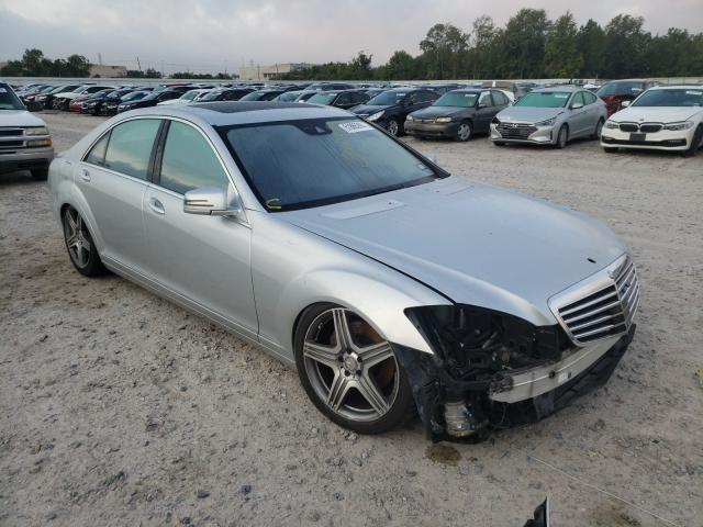 2010 Mercedes-benz S 550 5.5. Lot 51885260 Vin WDDNG7BB7AA335718
