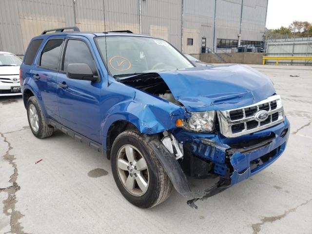 2011 FORD ESCAPE XLT 1FMCU0D70BKB38956