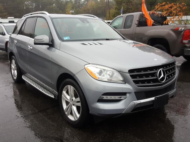 2013 Mercedes-benz Ml 350 4ma 3.5. Lot 52526280 Vin 4JGDA5HB1DA113372