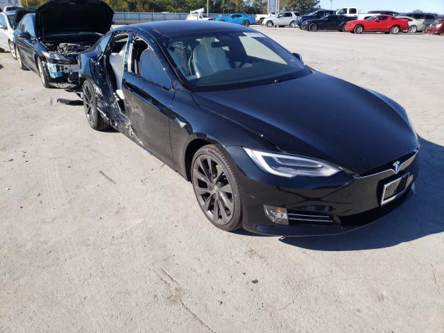 2020 Tesla Model s . Lot 52276100 Vin 5YJSA1E20LF399861