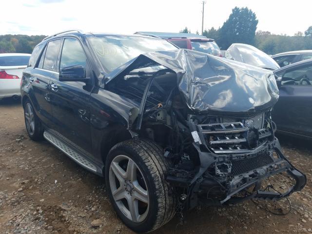 2012 Mercedes-benz Ml 550 4ma 4.6. Lot 52644800 Vin 4JGDA7DB8CA095047