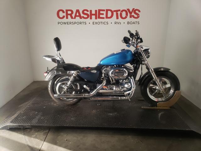 2016 Harley-davidson Xl1200 c . Lot 44034760 Vin 1HD1CT313GC445048