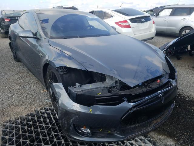 2014 Tesla Model s . Lot 51869640 Vin 5YJSA1H16EFP28066