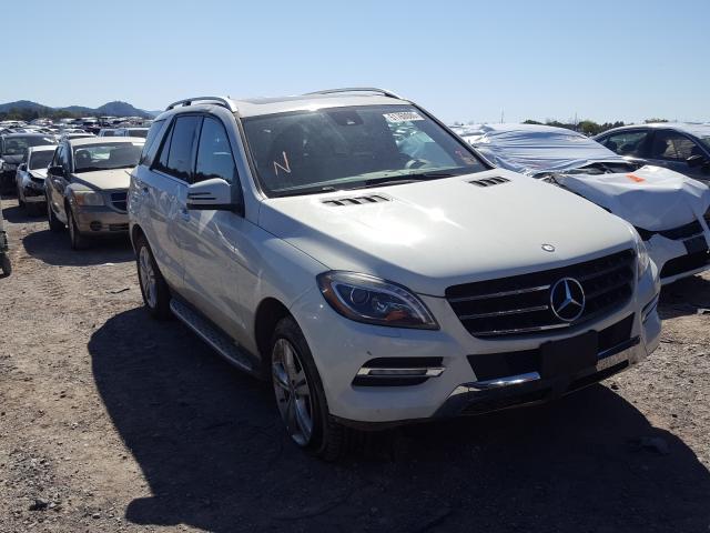 2013 Mercedes-benz Ml 350 4ma 3.5. Lot 51760080 Vin 4JGDA5HB1DA104848