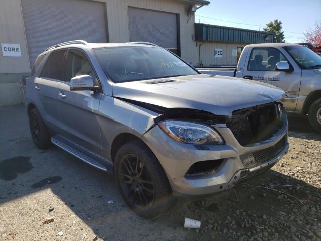 2013 Mercedes-benz Ml 350 4ma 3.5. Lot 52512360 Vin 4JGDA5HB3DA139326