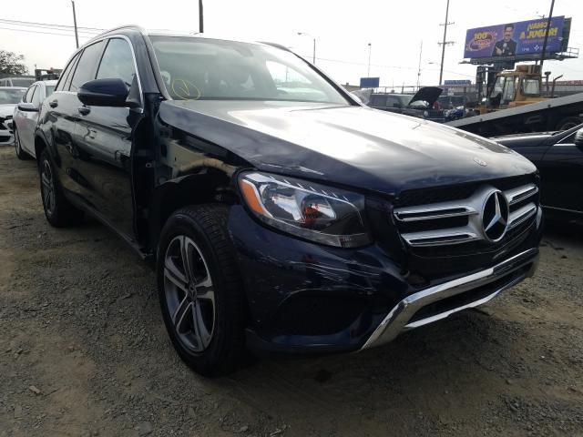 2019 Mercedes-benz Glc 300 2.0. Lot 53225470 Vin WDC0G4JBXKV120200