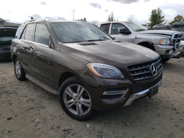 2013 Mercedes-benz Ml 350 4ma 3.5. Lot 52037730 Vin 4JGDA5HB0DA185826