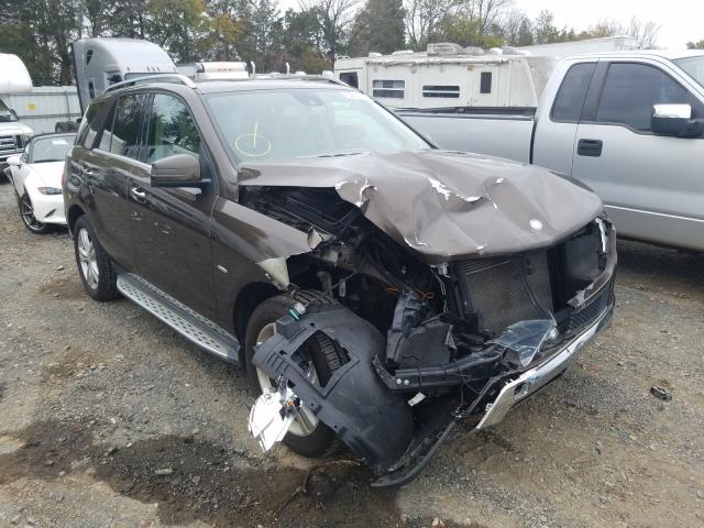 2012 Mercedes-benz Ml 350 4ma 3.5. Lot 52874880 Vin 4JGDA5HB6CA016196