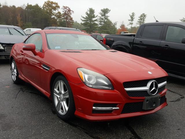 2012 Mercedes-benz Slk 350 3.5. Lot 53025570 Vin WDDPK5HA0CF007539