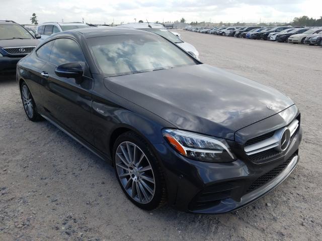 2019 Mercedes-benz C 43 amg 3.0. Lot 53978400 Vin WDDWJ6EB6KF841444