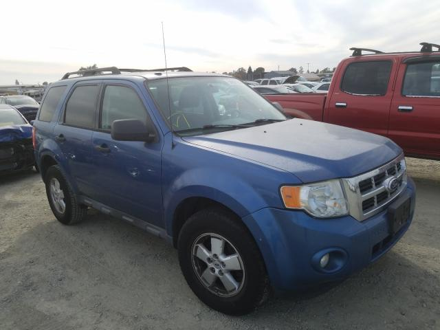 2010 FORD ESCAPE XLT 1FMCU0D76AKB31363