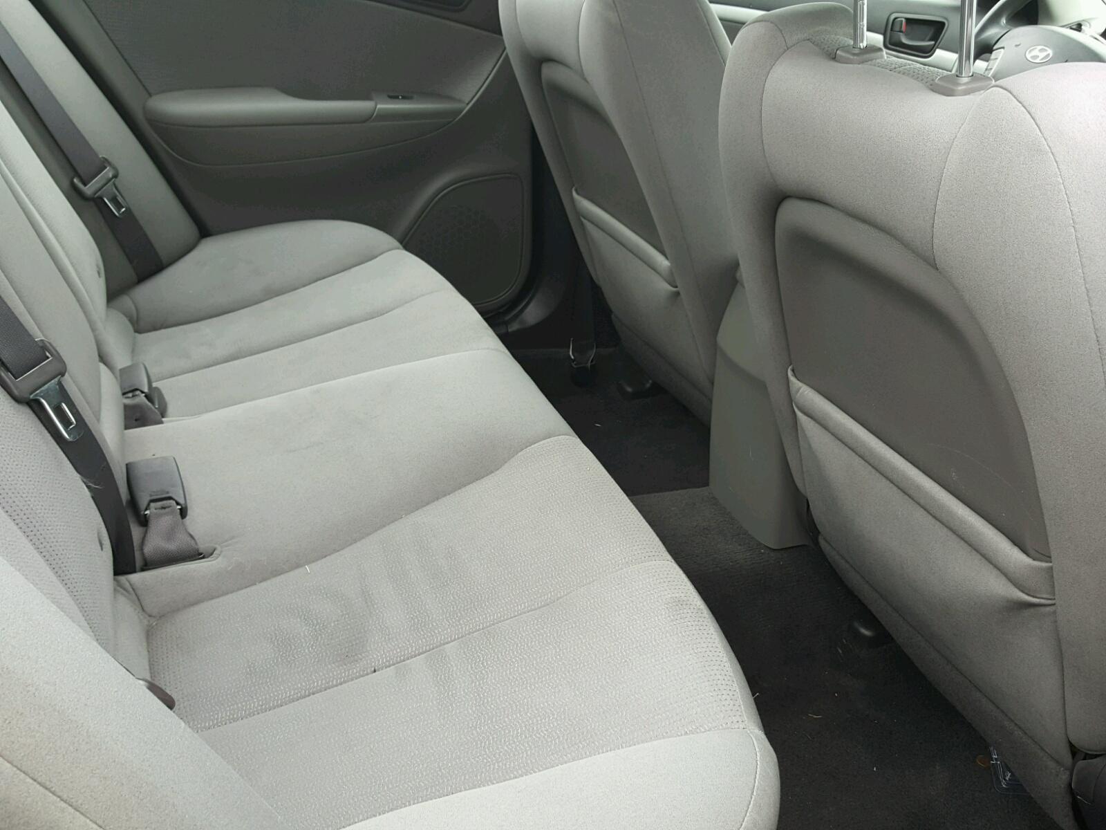 2009 Hyundai Sonata For Sale At Copart Finksburg Md Lot