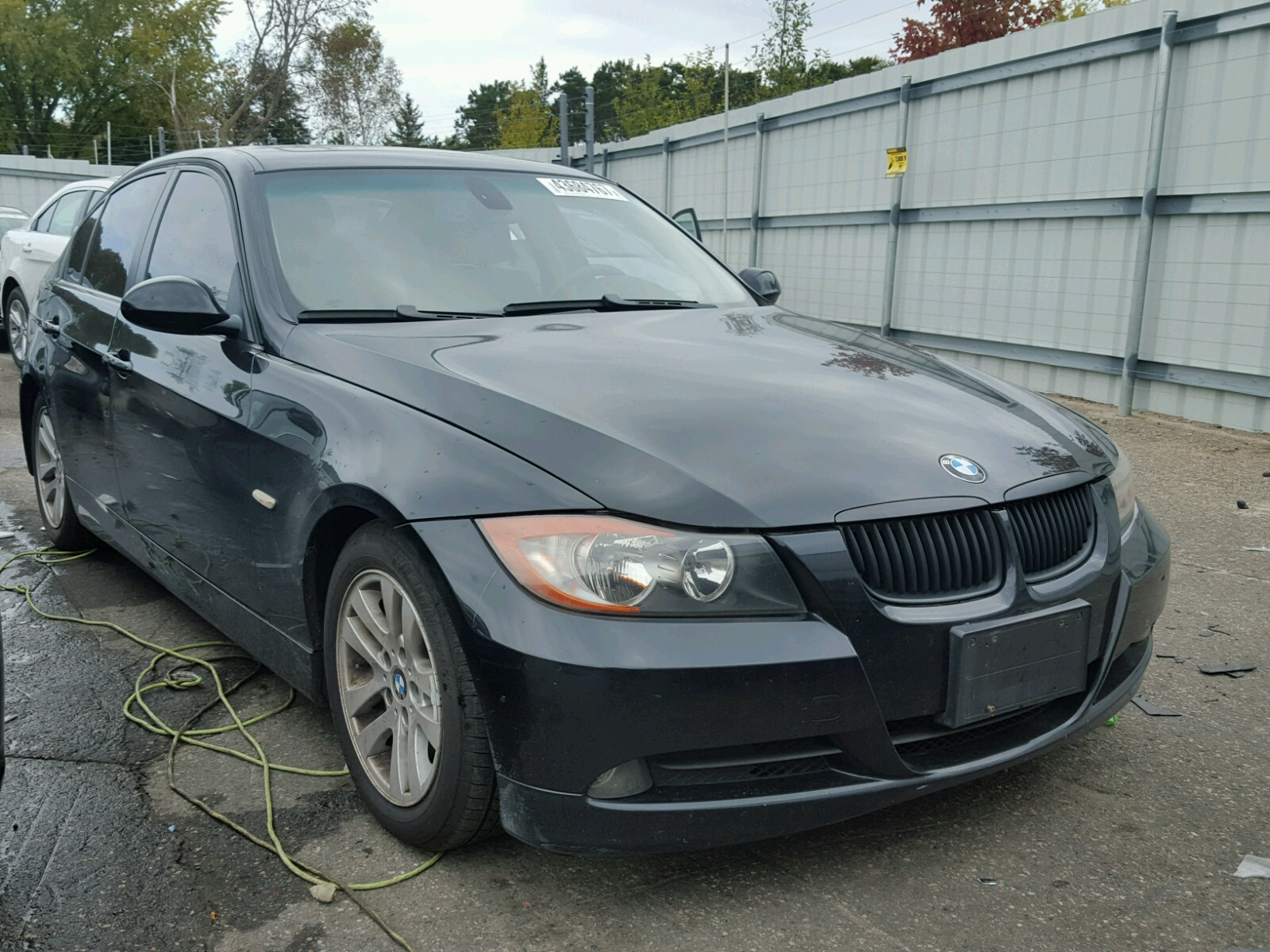 Auto Auction Ended On VIN WBAGJDD BMW IL In IN - 2007 bmw 750il