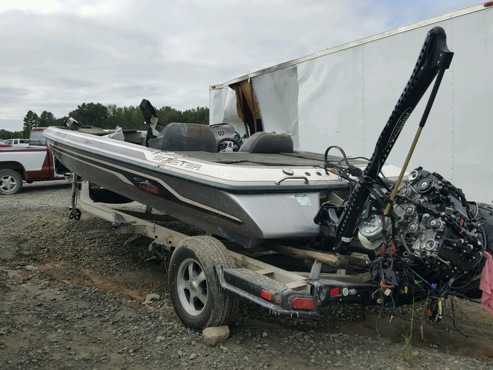 Copart Member Service Number >> 2011 Skee Fx21 Boat in AR - Little Rock (STE57641B111) for Sale – AutoBidMaster.com