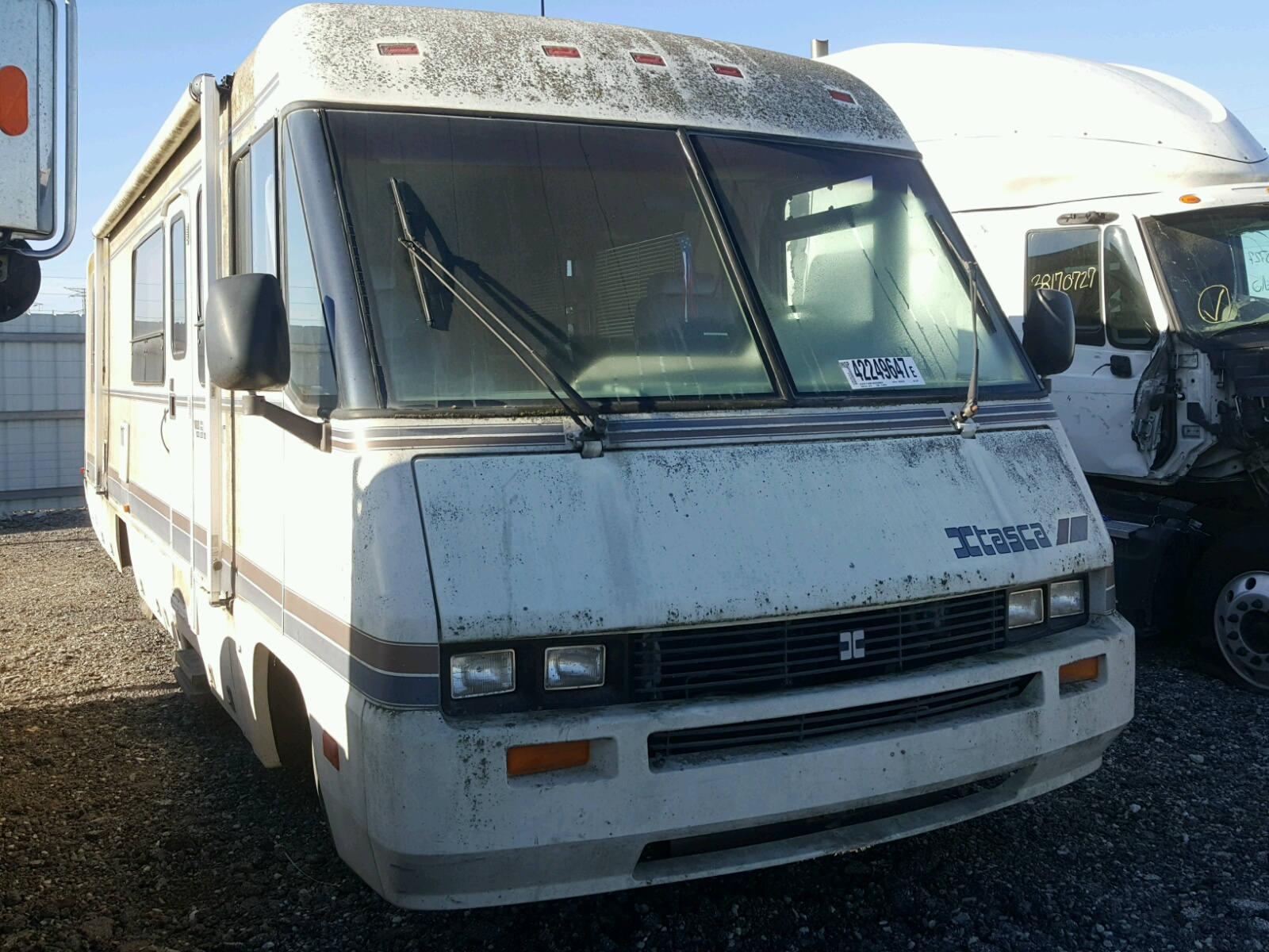 click here to view 1989 WINNEBAGO ITASCA at IBIDSAFELY