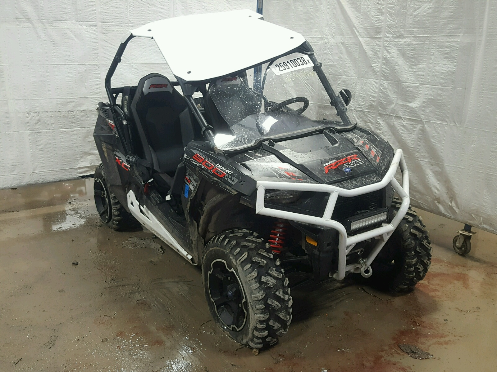 2015 POLARIS RZR 900 XC 2