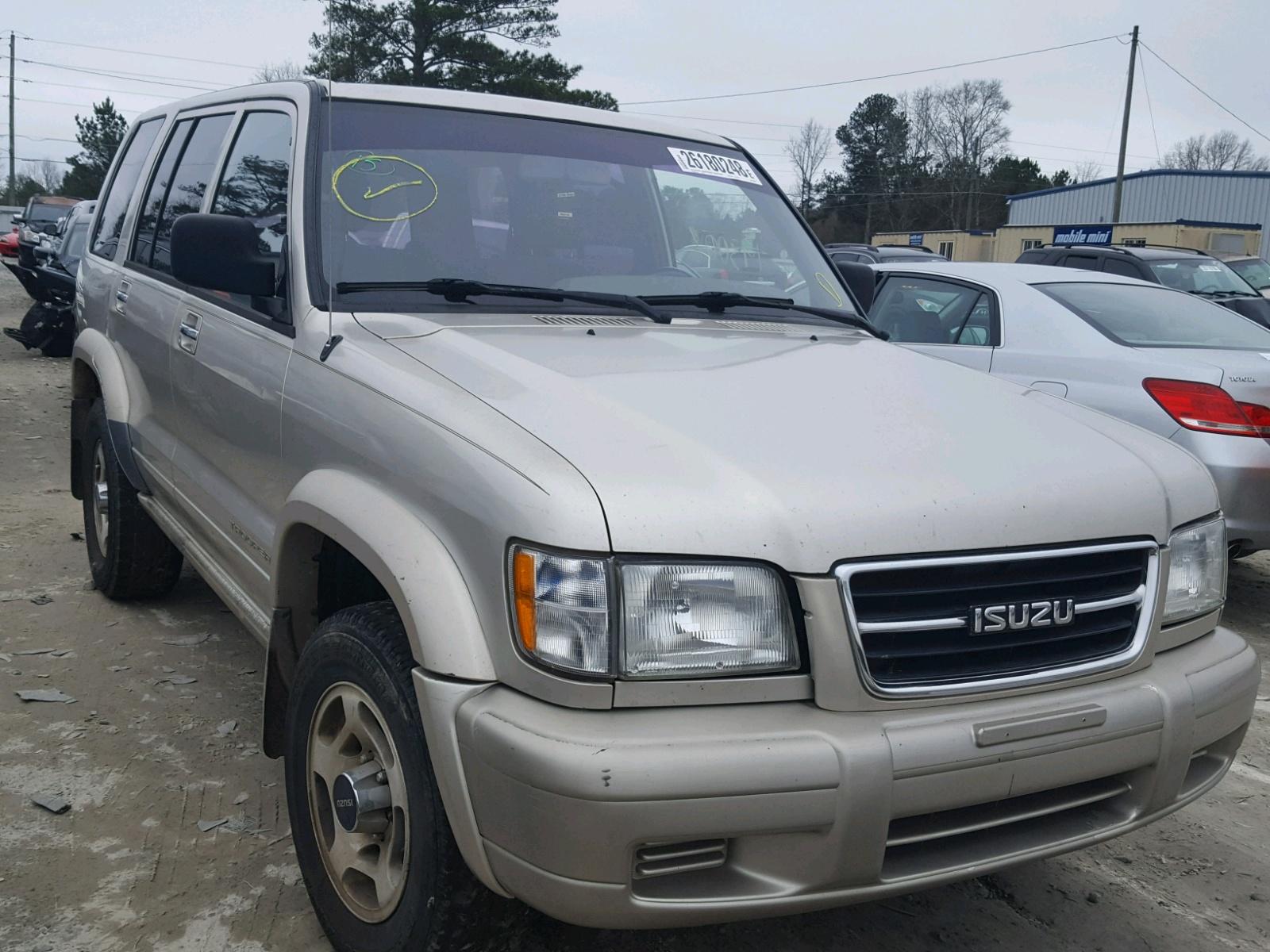 1998 ISUZU TROOPER S 3.5L