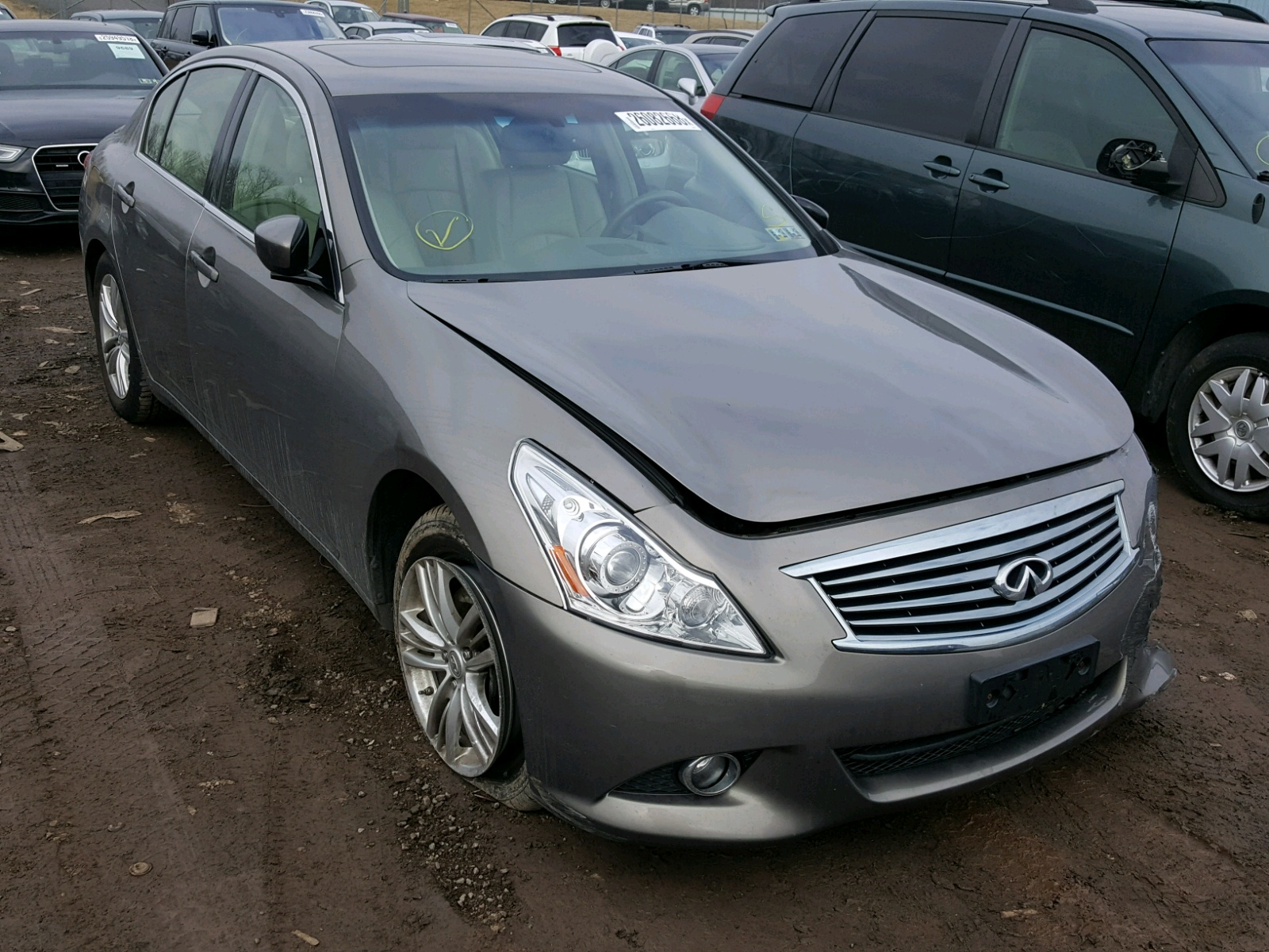 carsforsale sale for infinity full infiniti used