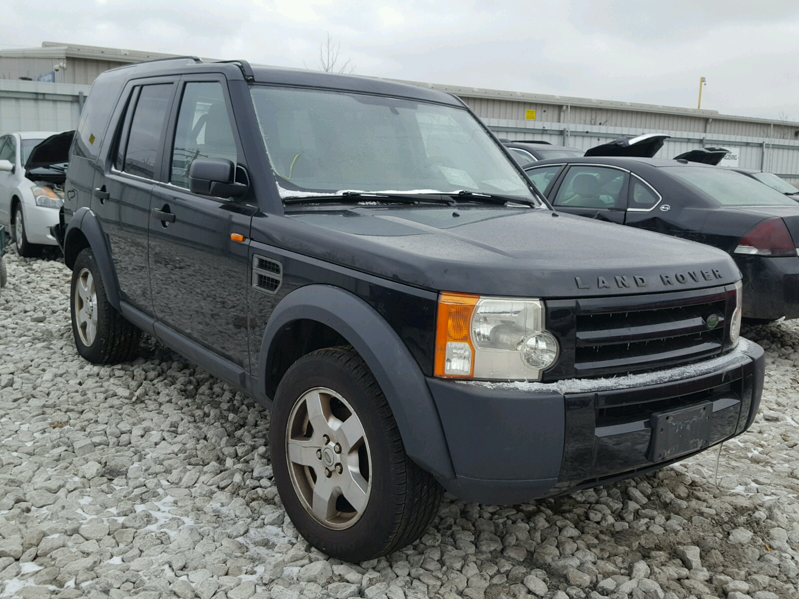 billerica cars copart lot sale at landrover land north rover ma for hse